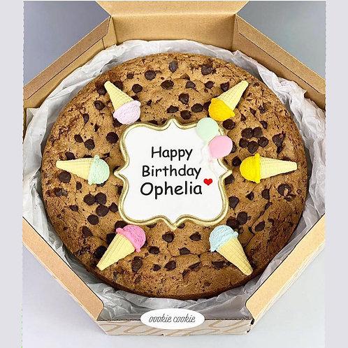Cookie Cake - Icecream
