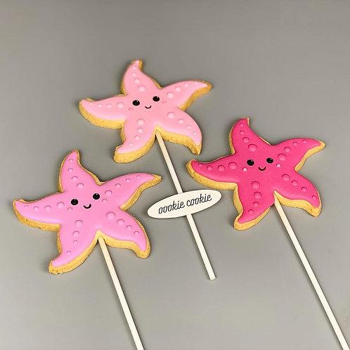 Starfish Cookie - 711
