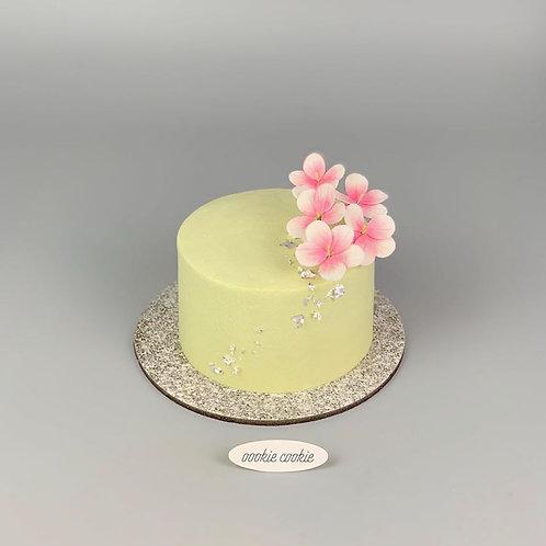 Roasted Tea Cream Cake - 106