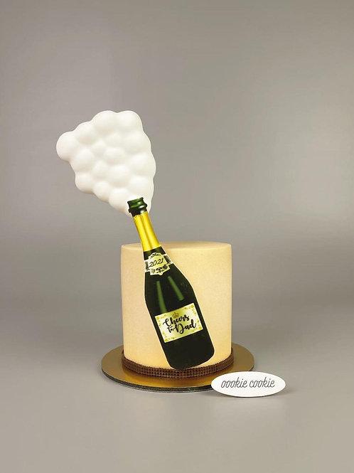 F04 Champagne Cake
