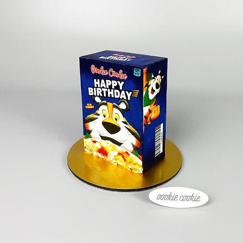 Fondant Cake - 352