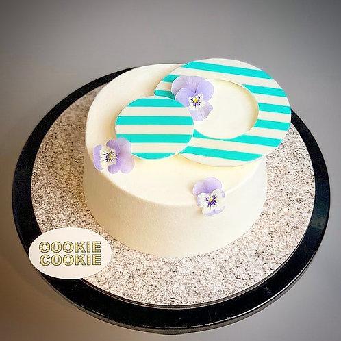 Fresh Cream Cake - 109