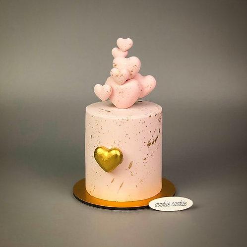 Fondant Cake - 312