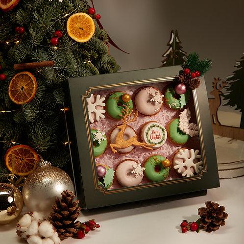 Mini Donut Sets - D2 reindeer
