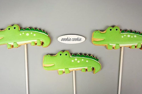 Crocodile Cookie - 757