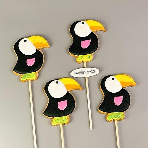 Toucan Cookie - 707