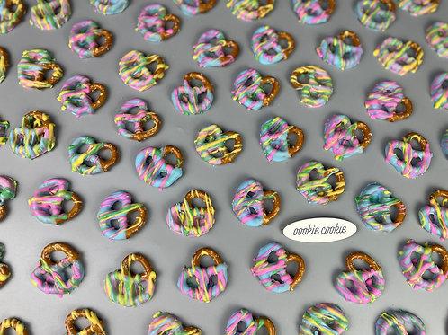 Marble Chocolate Pretzels - 944
