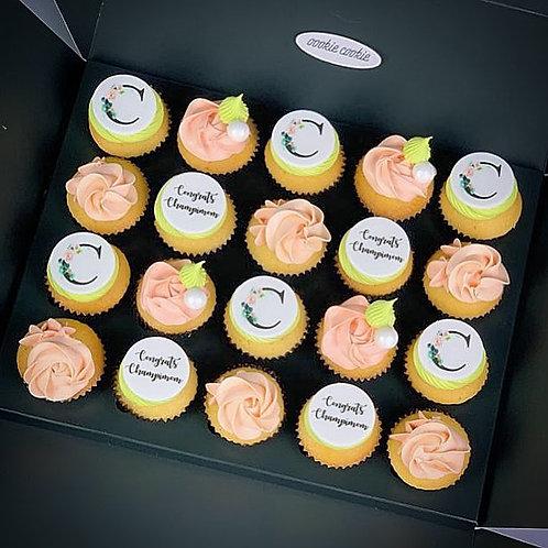 Mini Cupcakes - 411