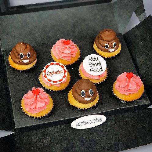 Mini Cupcakes - 407