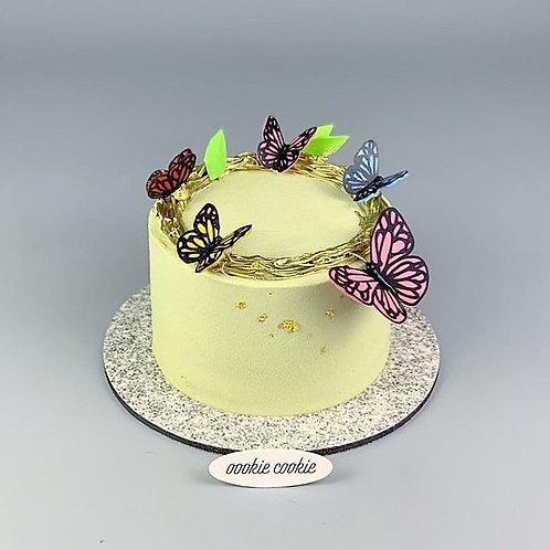 Roasted Tea Cream Cake - 108