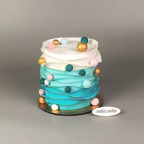 Fondant Cake - 326