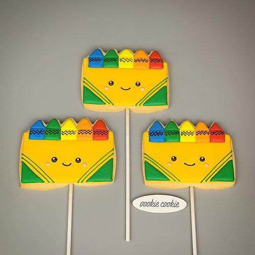 Crayon Cookie - 753