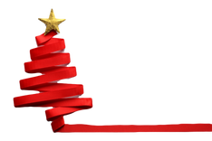christmas%20tree%20made%20from%20ribbon_