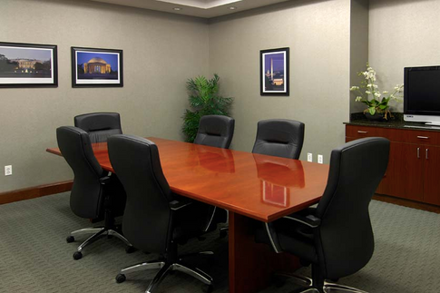 Conference Rooms on Reserve