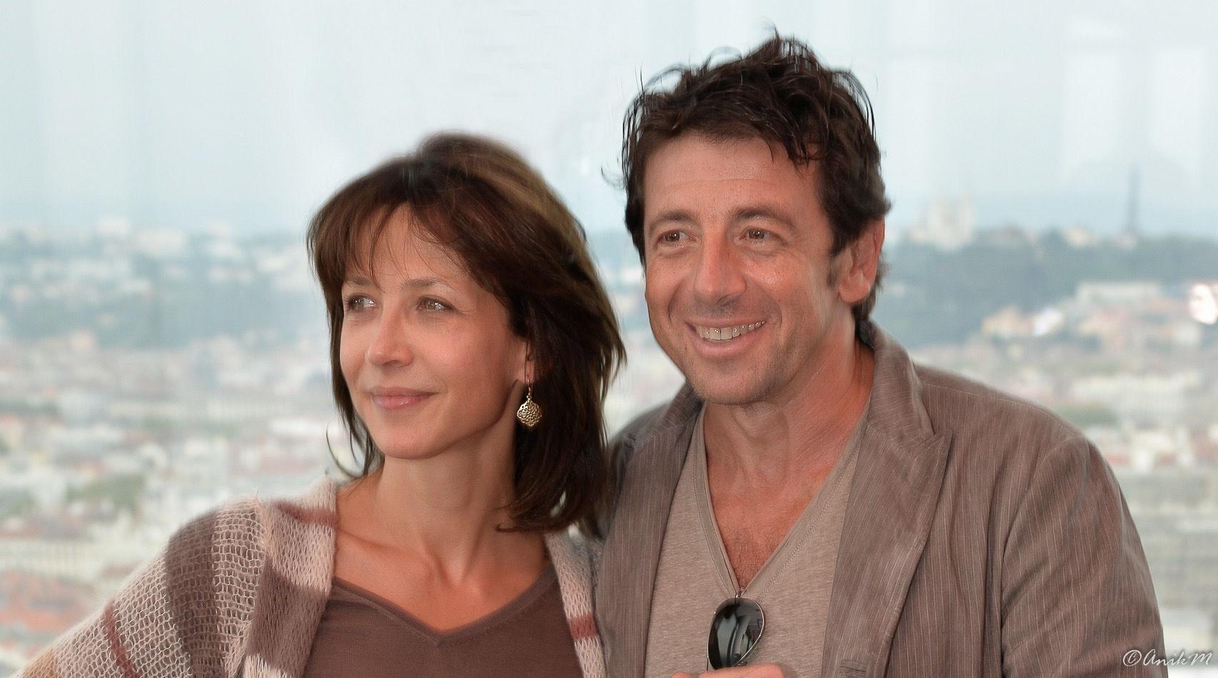 Sophie Marceau & Patrick Bruel