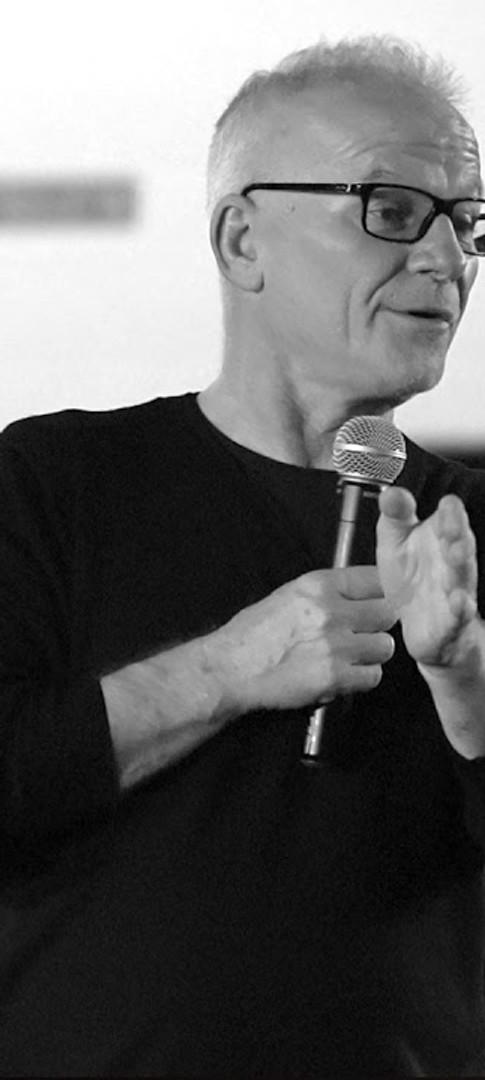 Cinema Passion by Thierry Frémaux, délégué du Festival de Cannes et directeur du Festival Lumière