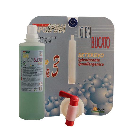 Igienbucato Detersivo igienizzante ipoallergenico