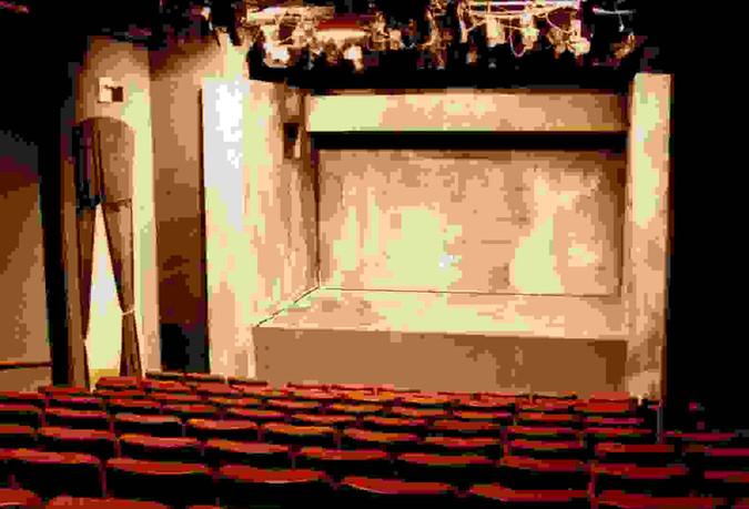 Theater at Fort Mason