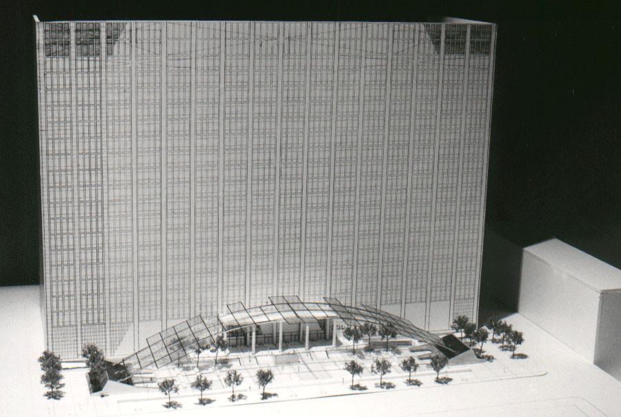 San Francisco Federal Building Design Competiton