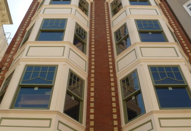 Nob Hill Apartment Building Renovation
