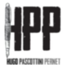 HPP, caneta, Hugo Pascottini Pernet (nom