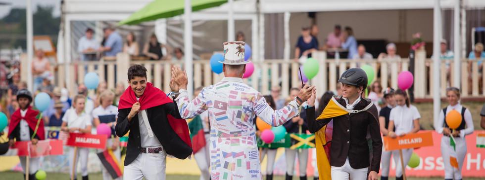 German Friendships 2019 - Ceremony