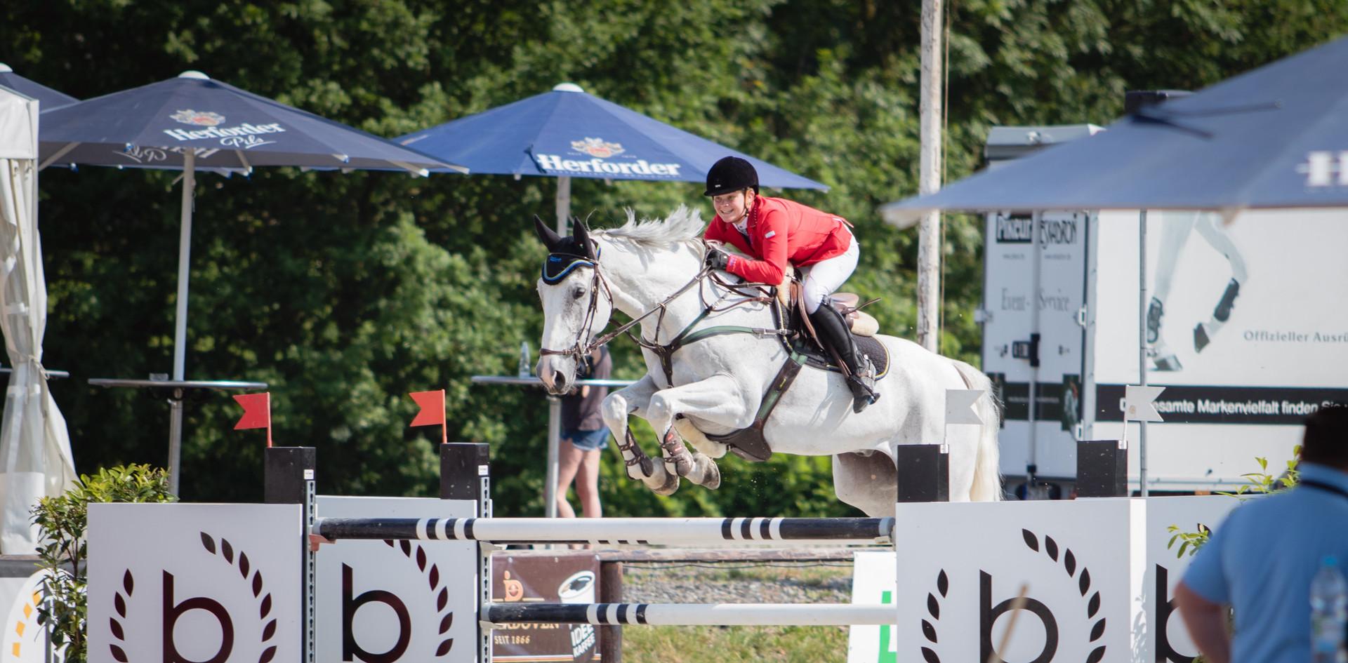 Lützower Pferdesporttage 2018 - Lisa Zoller