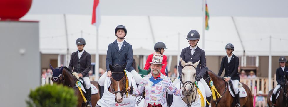 German Friendships 2019 - Winner International Class
