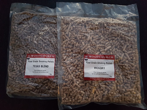 Food Grade Smoking Pellets (1 Kg)
