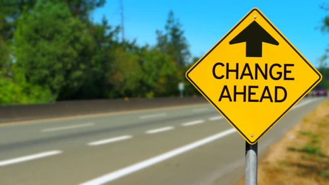 Straight Ahead - CHANGE!