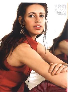 Kalki Kochin Harpers Bazaar Bride June J