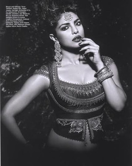 Priyanka Chopra Jaipur Jewels HBB Feb 20