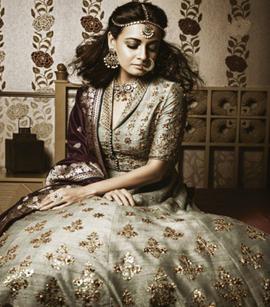 Dia Mirza_Harper's Bazaar Bride _ Sept 2