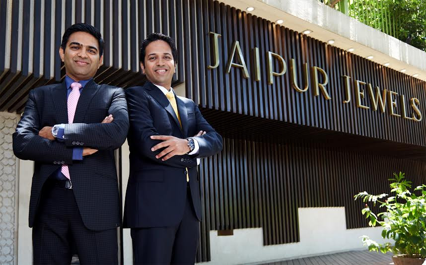 Like everything else, a new set of heads brought along a fresh set of ideas. Jaipur Jewels went through a thorough makeover in 2014, under the Gen Next scions Vineet and Amit Naheta.