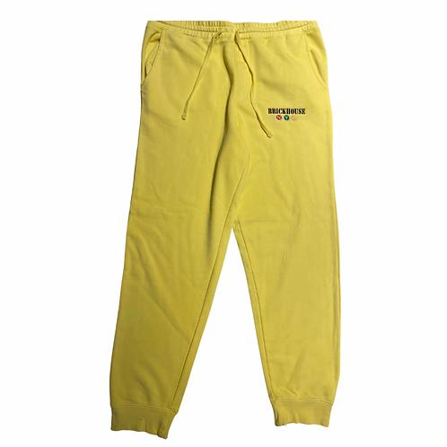 Yellow Brickhouse Sweatpants