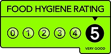 Food Hygeine 5 Star Award