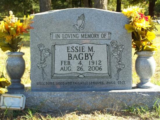 Bagby, Essie