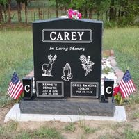 carey front