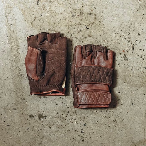 Мотоперчатки короткие. Revolt Industry