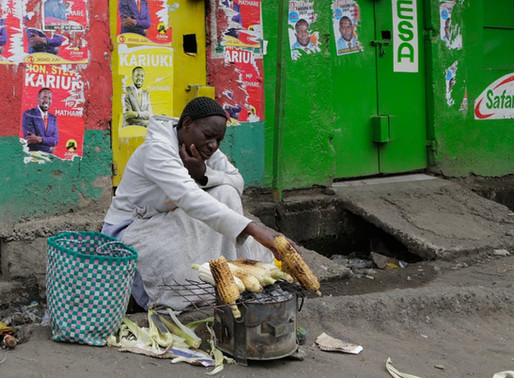 Obesity and economic status: what researchers found in Kenya's slums