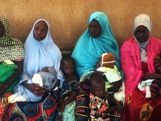 Niger has the world's highest birth rate – and that may be a recipe for unrest