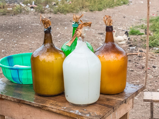 The role of rural women in making home brew: a Rwandan case study