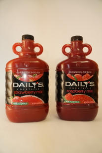 Daily's Strawberry and Raspberry Mix