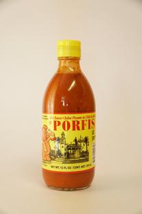 Porfis Hott Sauce