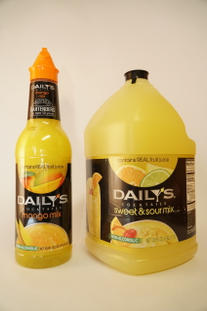 Daily's Mango and Sweet and Sour Mix