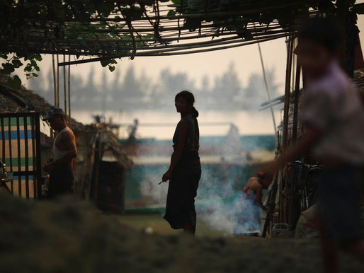 Myanmar debates women's rights amid evidence of pervasive sexual and domestic violence