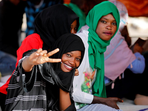 Sudanese women are using social media to trade – and break gender barriers