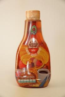 Naturalever Amber Agave Syrup