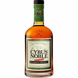 Cyrus Noble Bourbon Whiskey Aged 6 Years