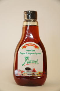 Naturel Premium Organic Agave Syrup